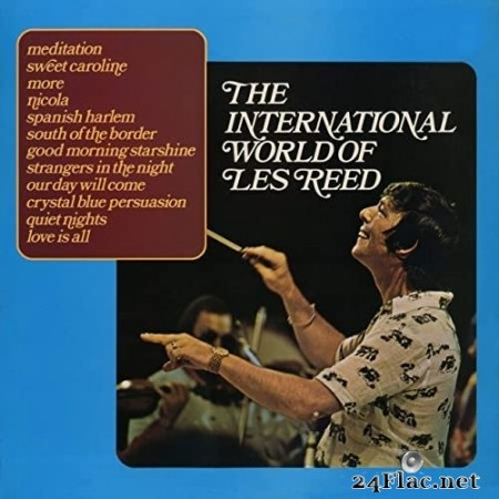 Les Reed & His Orchestra & The Les Reed Sound - The International World of Les Reed (1975/2020) Hi-Res [MQA]
