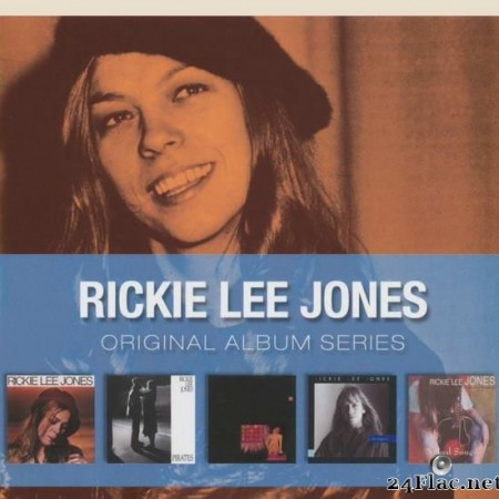 Rickie Lee Jones - Original Album Series (2009) [FLAC (tracks + .cue)]