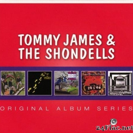 Tommy James & The Shondells - Original Album Series (2014) [FLAC (tracks + .cue)]