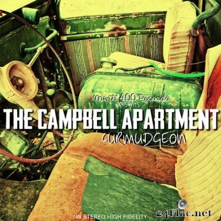 The Campbell Apartment - Curmudgeon (2020) Hi-Res