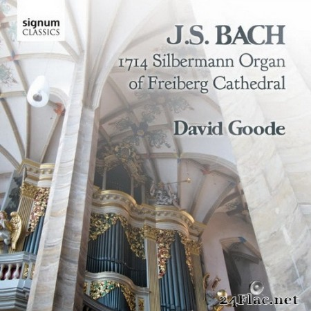 David Goode - Bach: 1714 Silbermann Organ of Freiberg Cathedral (2011) Hi-Res
