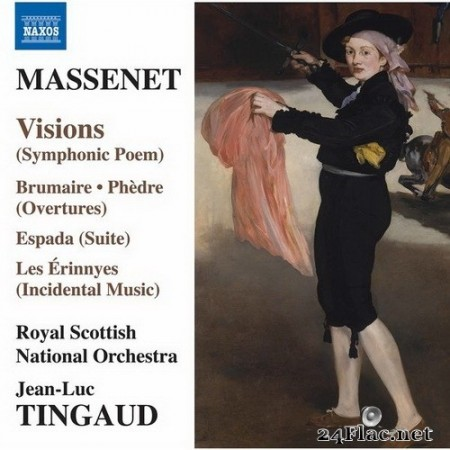 Jean-Luc Tingaud, Royal Scottish National Orchestra - Massenet: Orchestral Works (2020) Hi-Res