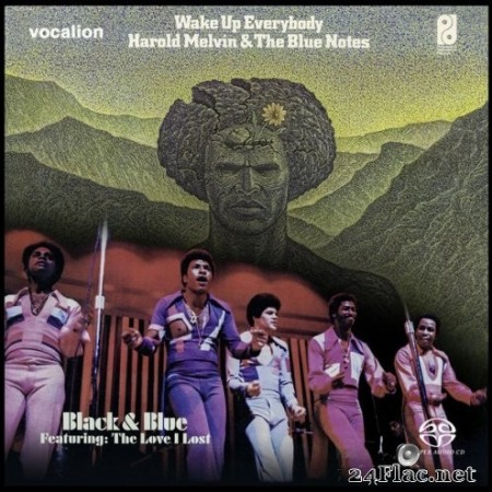 Harold Melvin, The Blue Notes - Black And Blue & Wake Up Everybody (1973, 1975/2020) Hi-Res