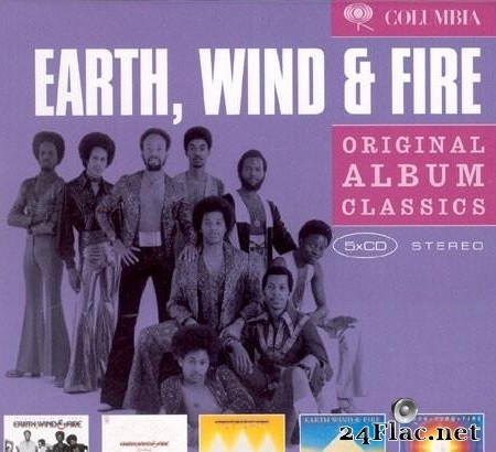 Earth, Wind & Fire - Original Album Classics (2008) [FLAC (tracks + .cue)]