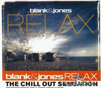 Blank & Jones - Relax - The Chill Out Sensation (2003) [FLAC (tracks + .cue)]