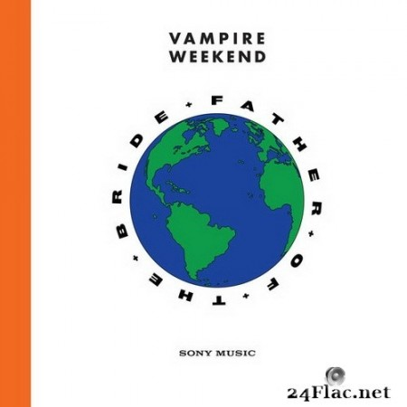 Vampire Weekend - Father of the Bride (Japan Edition) (2020) Hi-Res