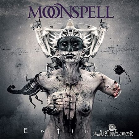 Moonspell - Extinct (Deluxe Edition) (2015) (24bit Hi-Res) FLAC