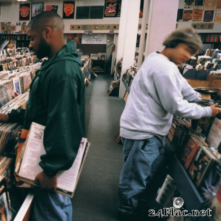 DJ Shadow - Endtroducing..... (1996) FLAC (tracks)