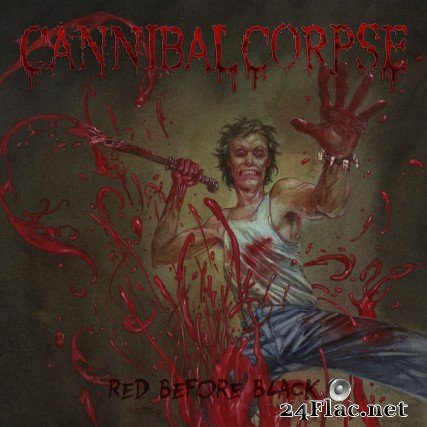 Cannibal Corpse - Red Before Black (2017) (24bit Hi-Res) FLAC (tracks)