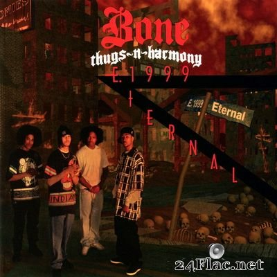Bone Thugs-N-Harmony  - E. 1999 Eternal (1995) FLAC