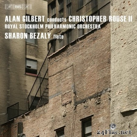 Sharon Bezaly, Royal Stockholm Philharmonic Orchestra, Alan Gilbert - Christopher Rouse:  Flute Concerto, Rapture & Symphony No. 2 (2009) Hi-Res