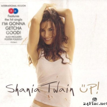 Shania Twain - Up! (2002) [FLAC (tracks + .cue)]