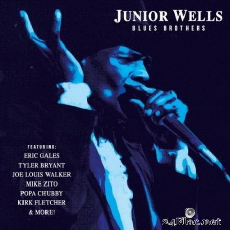 Junior Wells - Blues Brothers (2020) FLAC