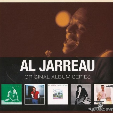 Al Jarreau - Original Album Series (2013) [FLAC (tracks)]