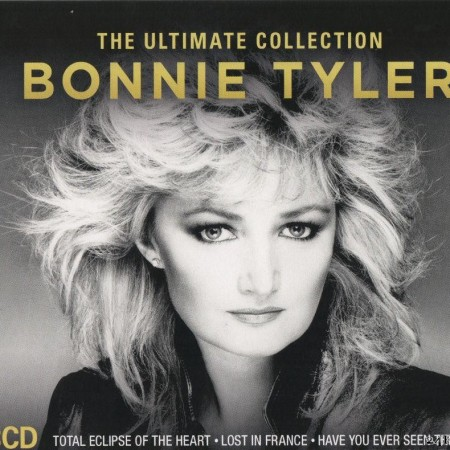 Bonnie Tyler - The Ultimate Collection (2020) [FLAC (image + .cue)]