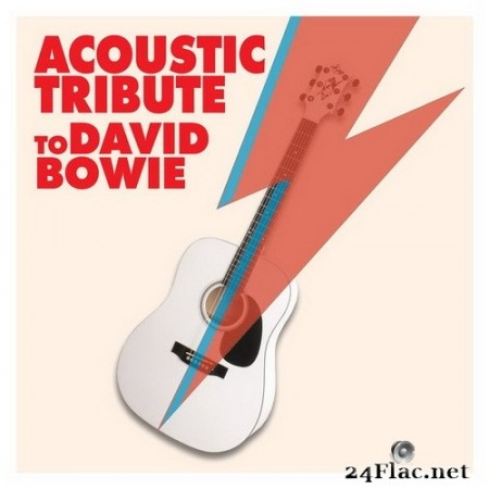 Guitar Tribute Players - Acoustic Tribute to David Bowie (2020) Hi-Res