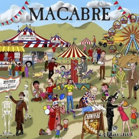 Macabre - Carnival of Killers (2020) FLAC