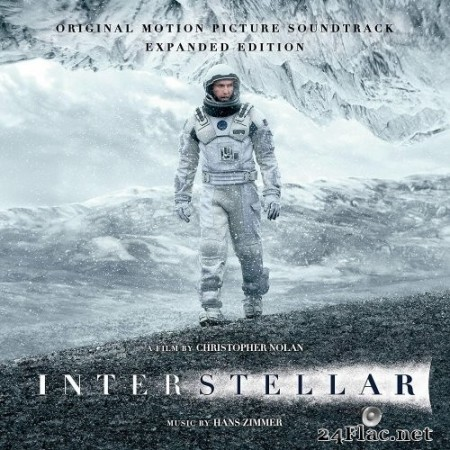 Hans Zimmer - Interstellar (Original Motion Picture Soundtrack) [Expanded Edition] (2014/2020) Hi-Res