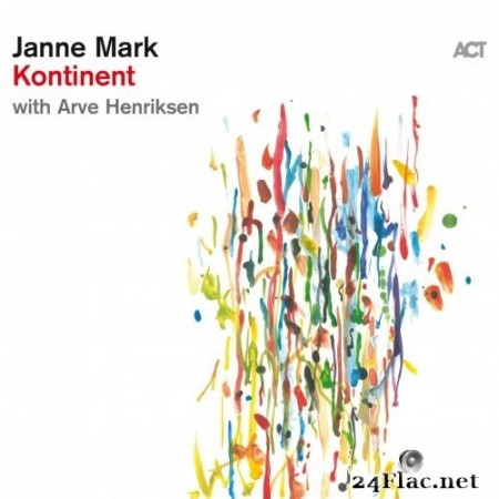 Janne Mark with Arve Henriksen - Kontinent (2020) Hi-Res