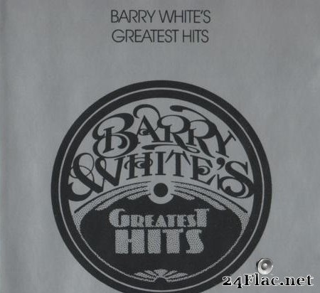 Barry White - Barry White's Greatest Hits (1975/1988) [FLAC (image + .cue)]