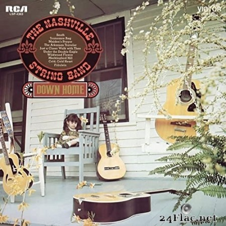 The Nashville String Band - Down Home (1970/2020) Hi-Res