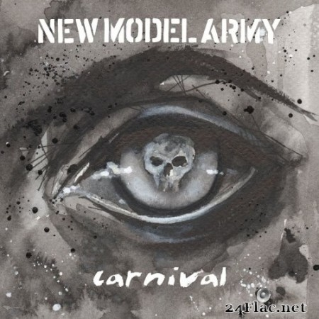 New Model Army - Carnival (Redux) (2020) Hi-Res
