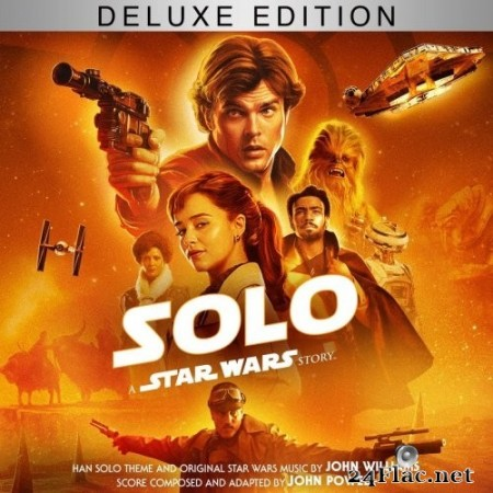 John Powell, John Williams - Solo: A Star Wars Story (Original Motion Picture Soundtrack/Deluxe Edition) (2020) Hi-Res