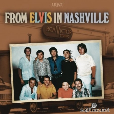 Elvis Presley - From Elvis In Nashville (2020) Hi-Res