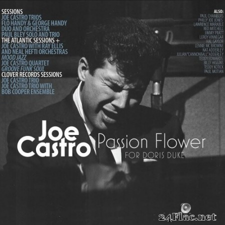 Joe Castro - Passion Flower - For Doris Duke (2020) Hi-Res