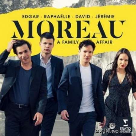 Edgar Moreau - A Family Affair (2020) Hi-Res
