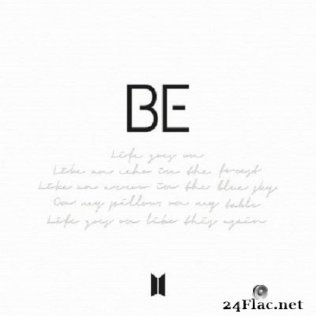 BTS - BE (2020) FLAC