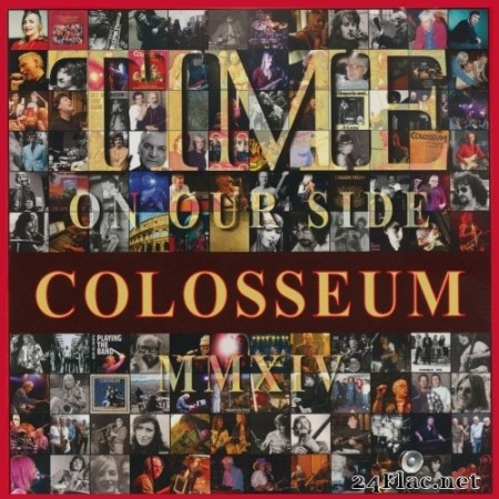 Colosseum - Time On Our Side (2014/2020) Hi-Res
