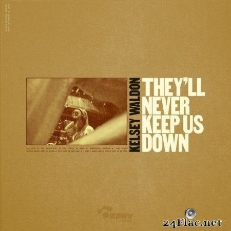Kelsey Waldon - They'll Never Keep Us Down (2020) Hi-Res + FLAC