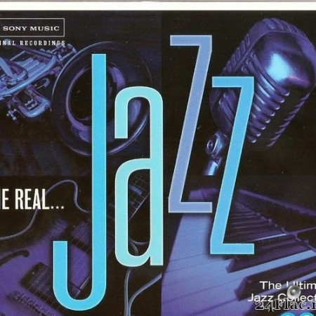 VA - The Real Jazz - The Ultimate Jazz Collection (2014) [FLAC (tracks + .cue)]