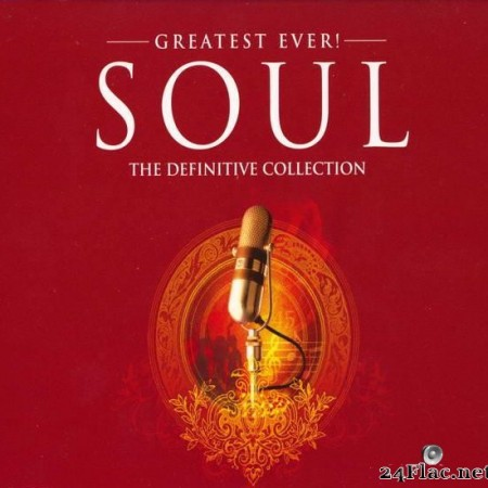 VA - Greatest Ever! Soul (2006) [FLAC (tracks + .cue)]