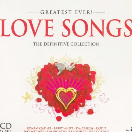 VA - Greatest Ever! Love Songs (2014) [FLAC (tracks + .cue)]
