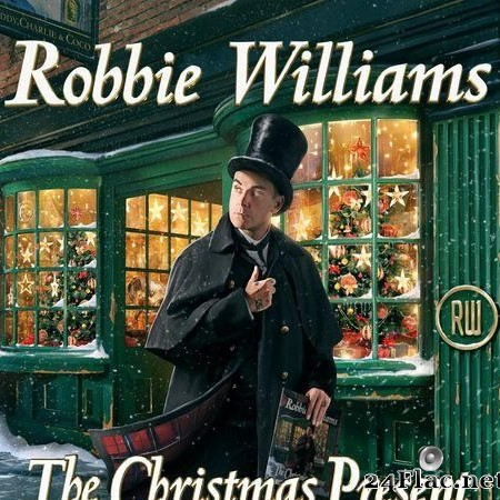 Robbie Williams - The Christmas Present (Deluxe) (2020) [FLAC (tracks)]
