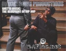 Boogie Down Productions - Ghetto Music- The Blueprint of Hip Hop (1989) [FLAC (image + .cue)]