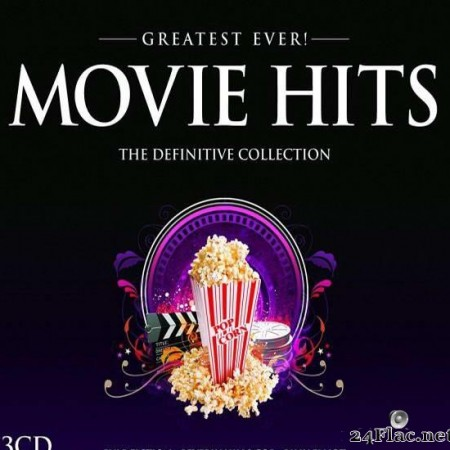 VA - Greatest Ever! Movie Hits (2007) [FLAC (tracks + .cue)]