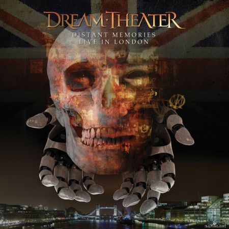 Dream Theater - Distant Memories - Live in London (Bonus Track Edition) (2020) Hi-Res