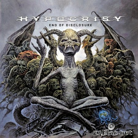 Hypocrisy - End of Disclosure (2013) FLAC (image+.cue)