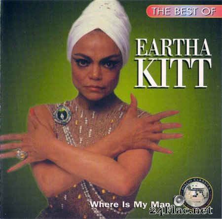 Eartha Kitt - Where Is My Man - The Best Of (1995) FLAC (image+.cue)