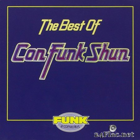 VA - The Best Of Con Funk Shun (1993) FLAC