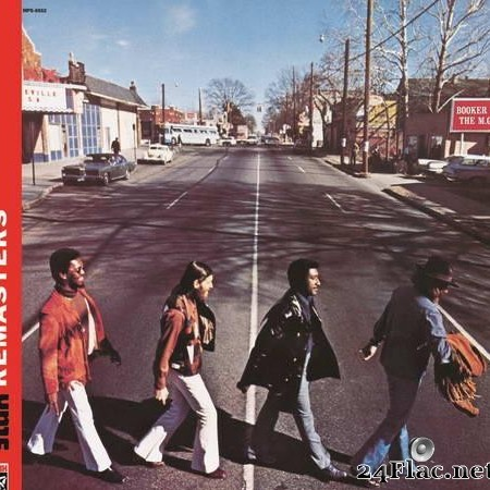 Booker T. & the MG's - McLemore Avenue (1970/2011) [FLAC (tracks + .cue)]