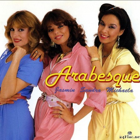 Arabesque - Best (1995) [FLAC (image + .cue)]