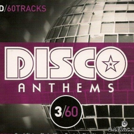VA - Disco Anthems (2011) [FLAC (tracks + .cue)]