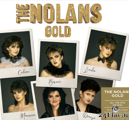 The Nolans - Gold (2020) [FLAC (tracks + .cue)]