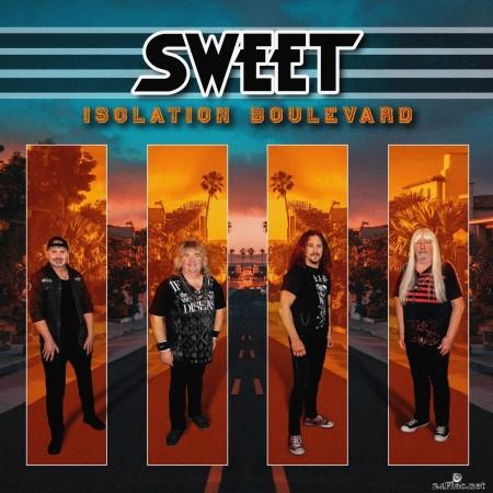 Sweet - Isolation Boulevard (2020) FLAC | Lossless music blog