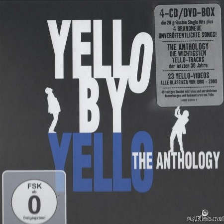 Yello - Yello By Yello. The Anthology (2010) [FLAC (image + .cue)]