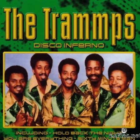 The Trammps - Disco Inferno (1976/2002) [FLAC (tracks + .cue)]